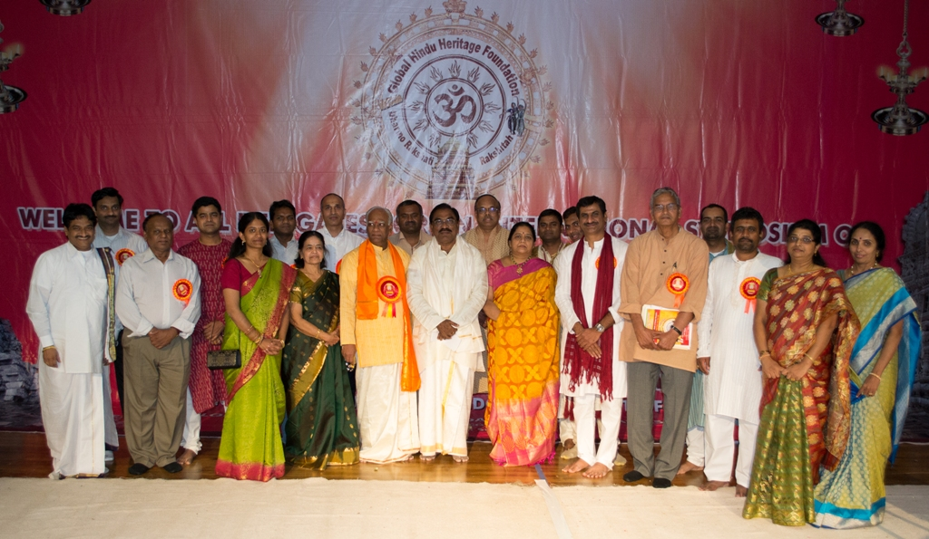 Symposium on the status of Hindu Temples